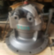 350DLC Swing Motor