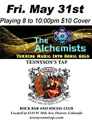 The-Alchemists-play-Tennysons-Tap-May-31