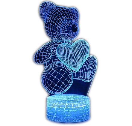 Teddy LOVE Illusion
