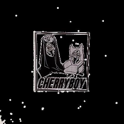 Evil Goblin Chair sticker