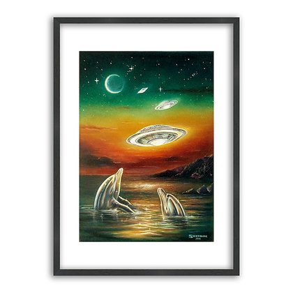 'Celestial Visitation'