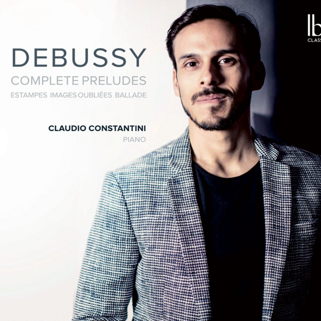 DEBUSSY COMPLETE PRELUDES