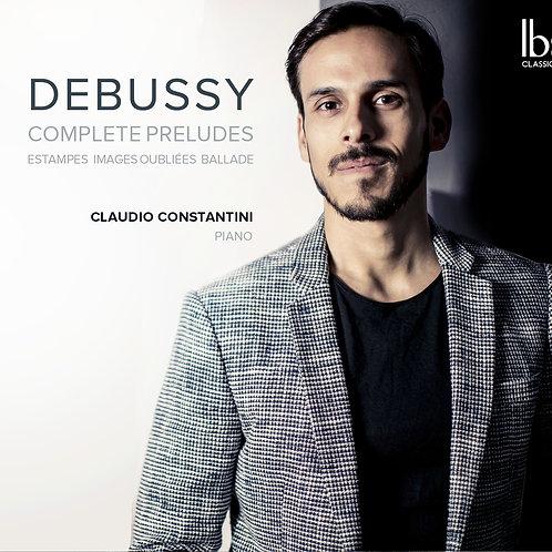 Debussy - Complete Preludes, etc. | Double-Cd Album