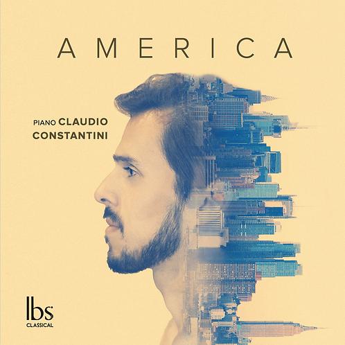 AMERICA Gershwin & Piazzolla