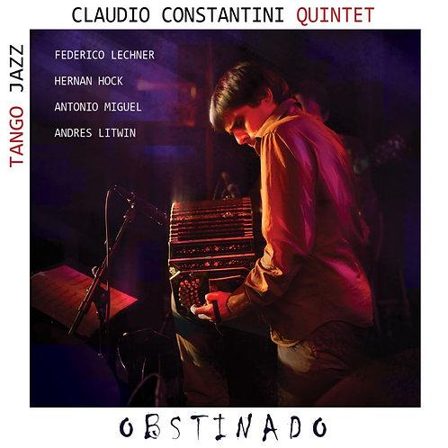 OBSTINADO - TANGO JAZZ | CD album