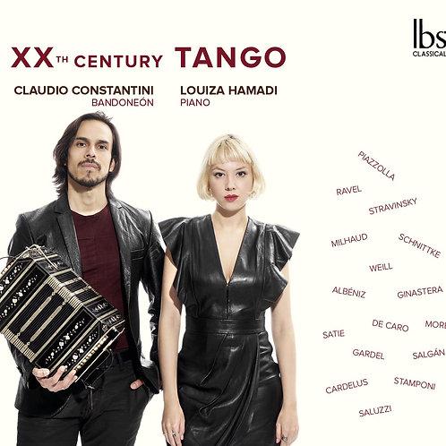 20th Century Tango Cd Album