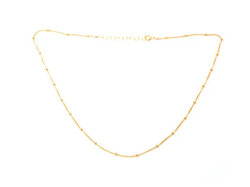 Dotted Necklace