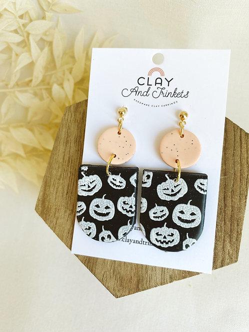 Pumpkin Printed Amy's
