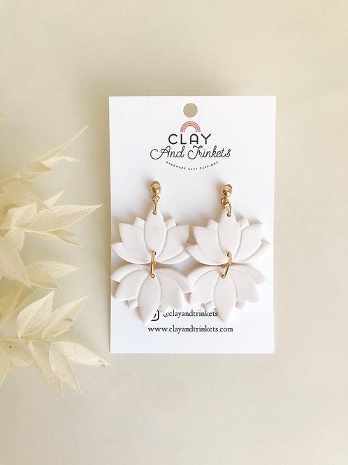 Lotus White Dangles