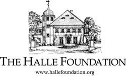 Halle Foundation logo