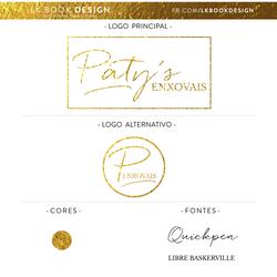 Branding | Paty's Enxovais