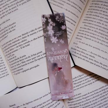 Leia os primeiros capítulos de Enquanto Nevava