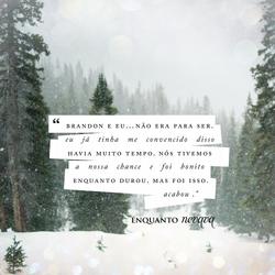 Enquanto Nevava | Letícia Kartalian