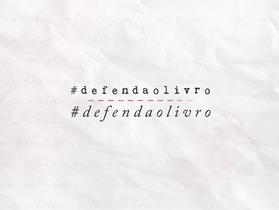 #defendaolivro | Diga não à taxa de 12% nos livros