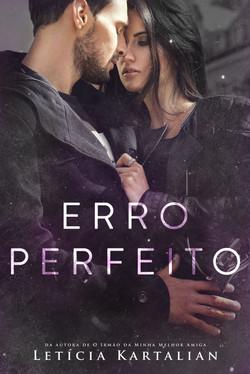 Erro Perfeito - Letícia Kartalian - Nova Capa