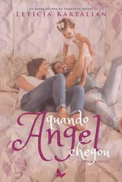 Quando Angel Chegou - 2ª edição