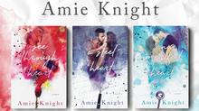 (Novidade) Novos romances de Amie Knight pela Cherish Books BR!
