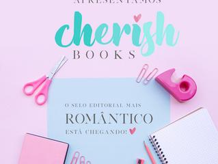 Vem aí... Cherish Books Brasil!