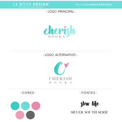 Branding | Cherish Books BR