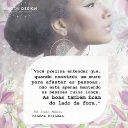 Em suas mãos | Bianca Briones