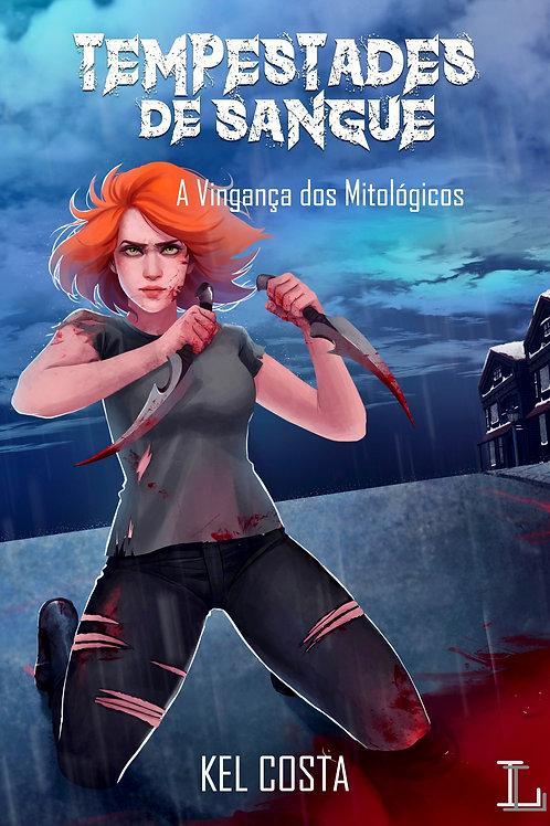 Tempestade de Sangue (#2 de Fortaleza Negra)
