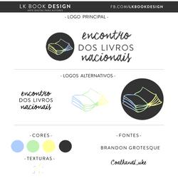 Branding Encontro dos Livros Nacionais