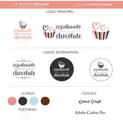 Branding | Cozinhando Chocolate