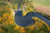 Les Království - podzimní
