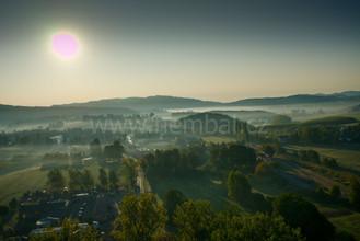 Přízemní mlhy v Mladějově