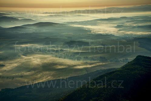 Přízemní mlhy