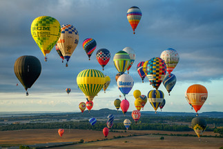 Kupa balónů - Malorka 2019