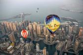 Balóny nad Dubai Marina