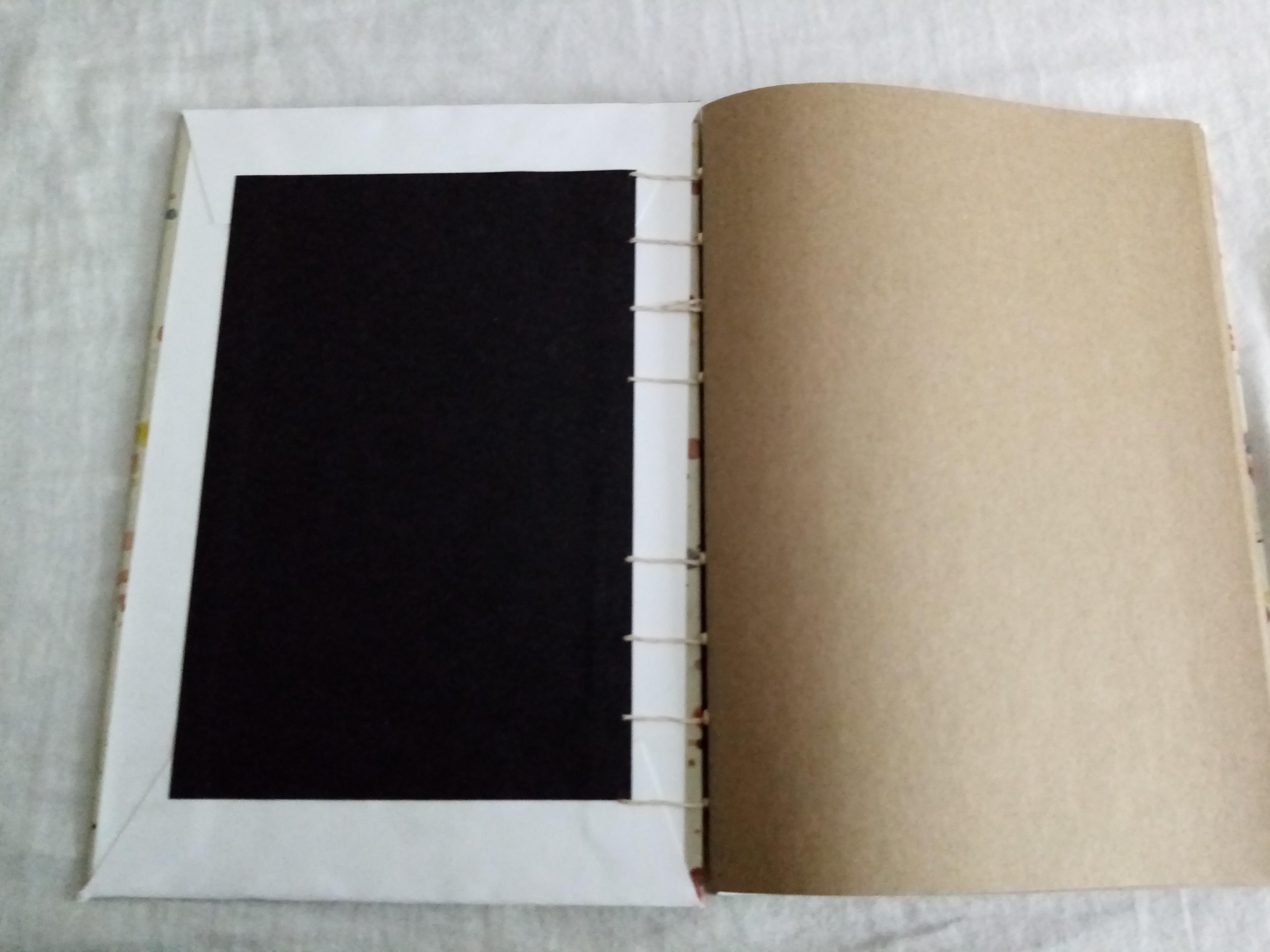 Bindning Bok 2 (insida)