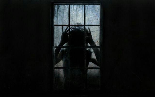 """La ventana siniestra"" - Novela"