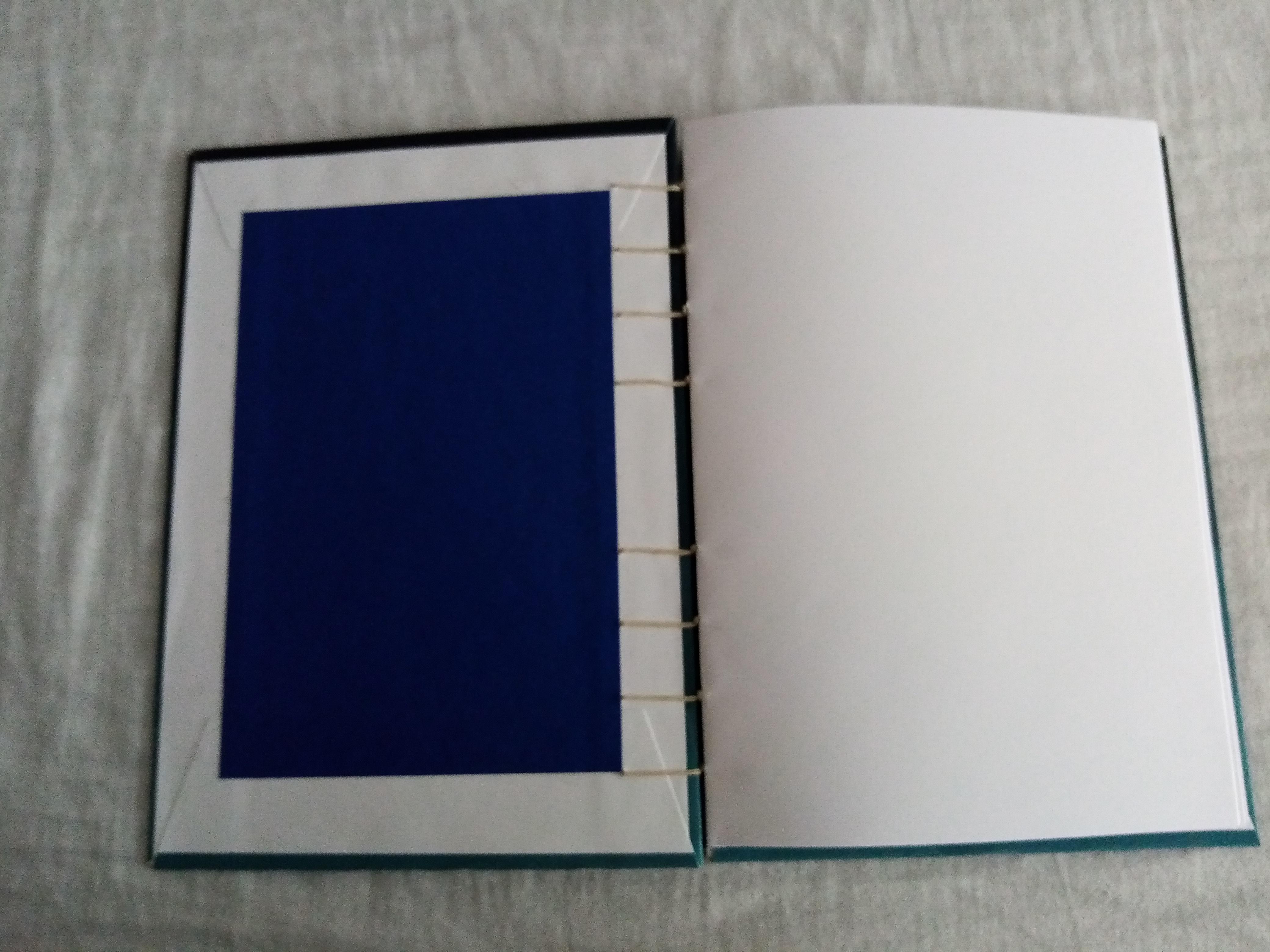 Bindning Bok 1 (insida)