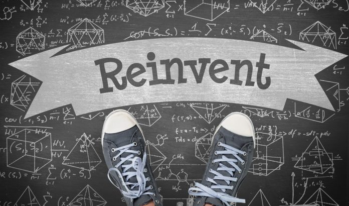 """Reinventarse"" - Ensayo"