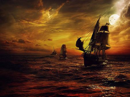 """Lord Pirata"" - Novela"