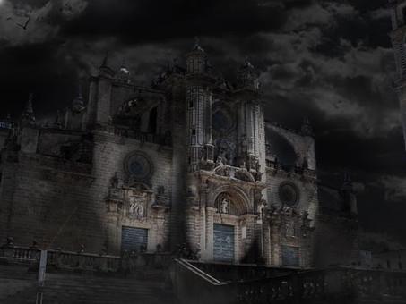 """Las siete iglesias"" - Novela"