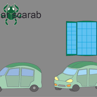 solar scarab