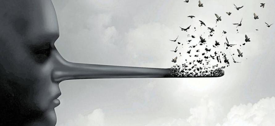 """""""Sobre la decadencia del arte de mentir"""" - Libro"""