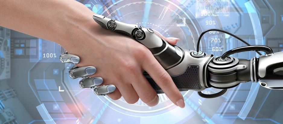 """""""Yo, robot"""" - Relato"""