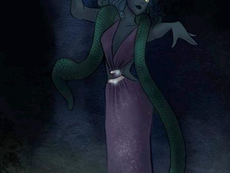 """""""Perseo y Medusa"""" - Libro"""
