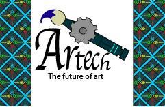 artech visitkort