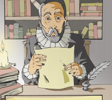 """Don Quijote de la Mancha"" - Libro"
