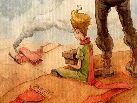 """""""El Principito"""" - Libro"""