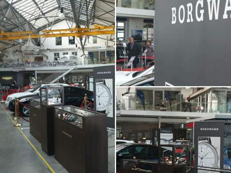 BORGWARD in der Motorworld Stuttgart