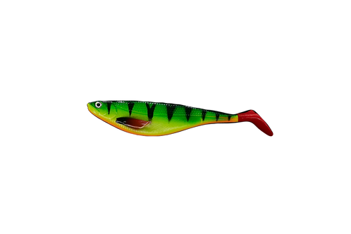 Big Soft Lure – Gummifisch Neon