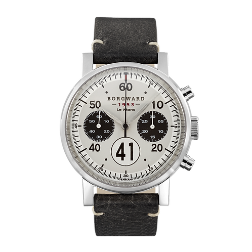 Borgward FortyOne Grey