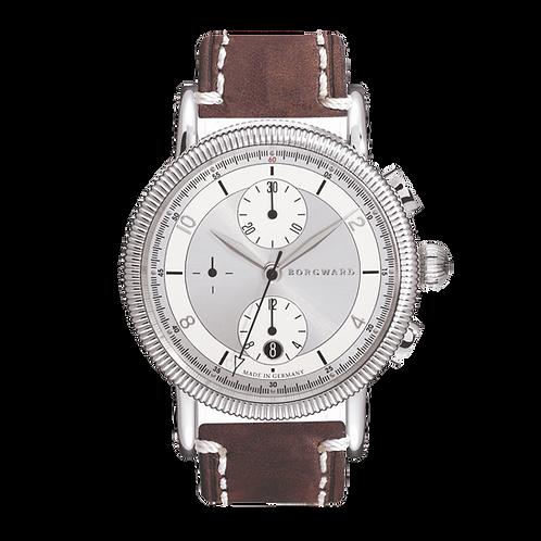 Borgward B2300 Chronograph Silver