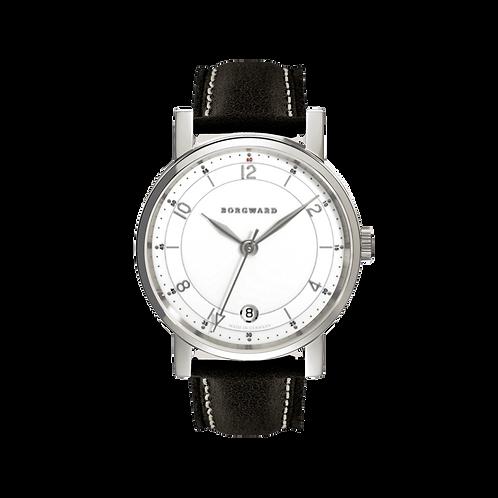 Borgward P100 Automatic Medium Classic White